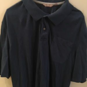 ✨ 3/$30 George Boys Blue Polo Short Sleeved Shirt